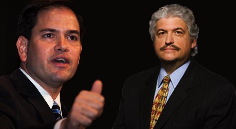 Rubio, Rector