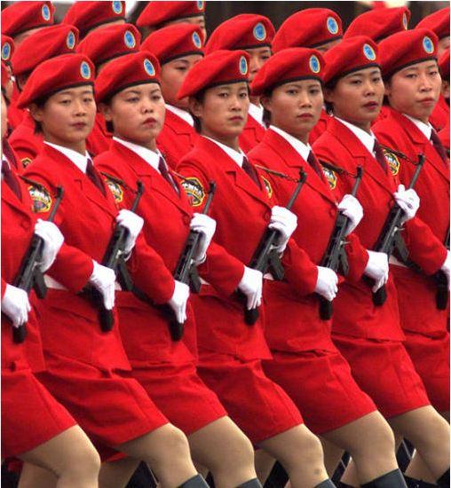 chinese-red-women