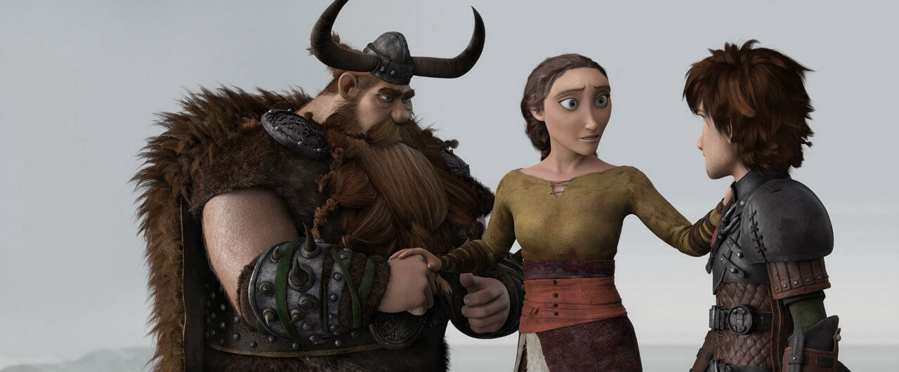 Movie dimorphism update how to train your dragon 2 edition family stoick valka ccuart Gallery